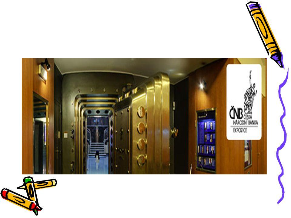 Postavení ČNB Centrální banka je: –ústřední bankou České republiky; –právnickou osobou, která má postavení veřejnoprávního subjektu (veřejnoprávní korporace); –součástí Evropského systému ústředních bank (http://www.cnb.cz/cs/mezinarodni_vztahy/ecb_es cb/http://www.cnb.cz/cs/mezinarodni_vztahy/ecb_es cb/ http://www.ecb.int/home/html/index.en.htmlhttp://www.ecb.int/home/html/index.en.html); –správcem měny a výlučnou emisní institucí; –bankou bank v její působnosti; –správcem účtů státu (např.