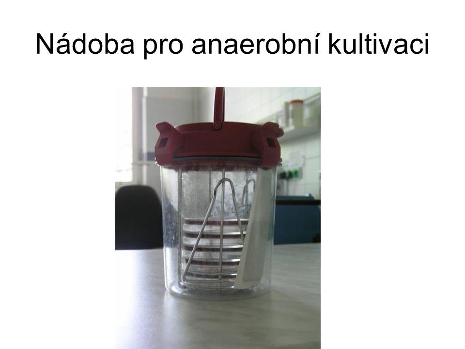Nádoba pro anaerobní kultivaci
