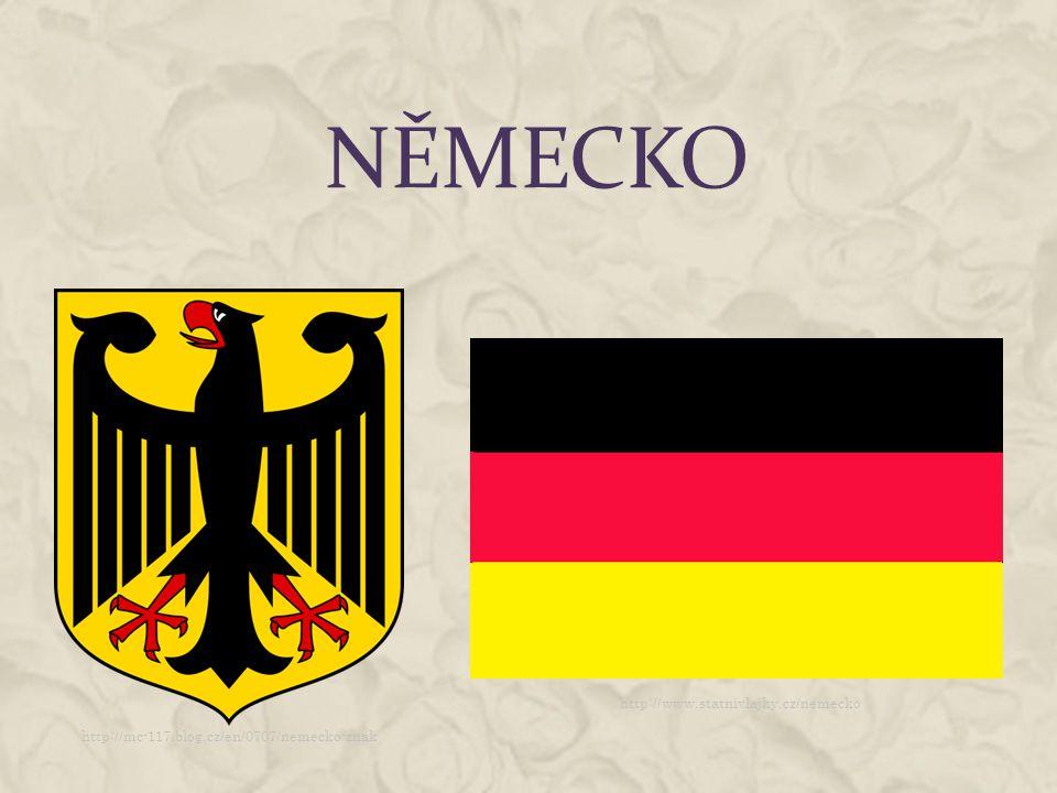NĚMECKO http://mc-117.blog.cz/en/0707/nemecko-znak http://www.statnivlajky.cz/nemecko
