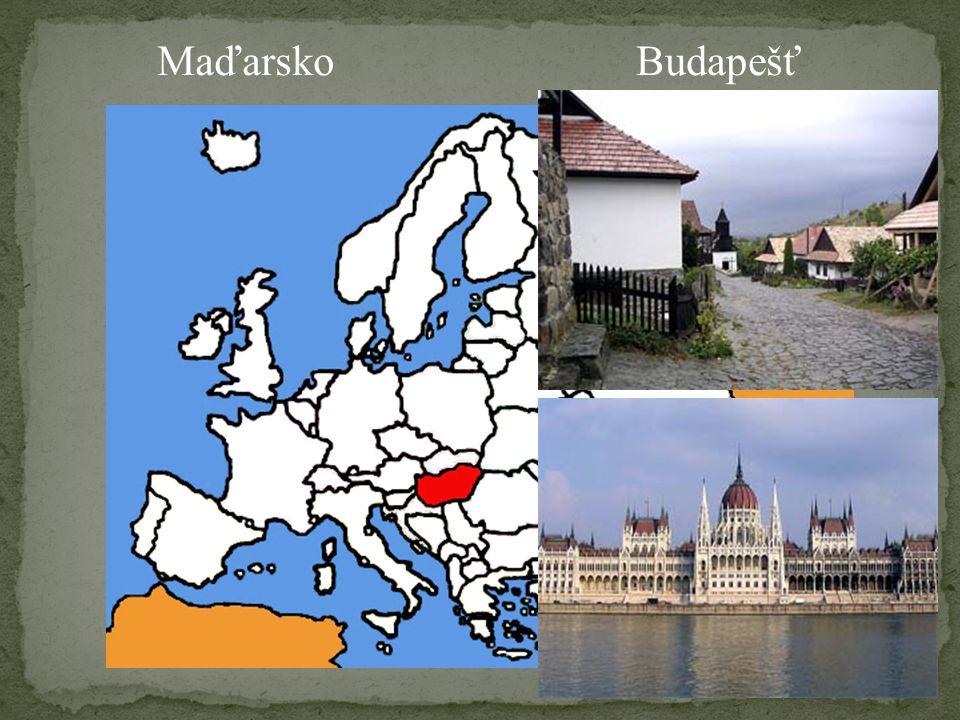 MaďarskoBudapešť
