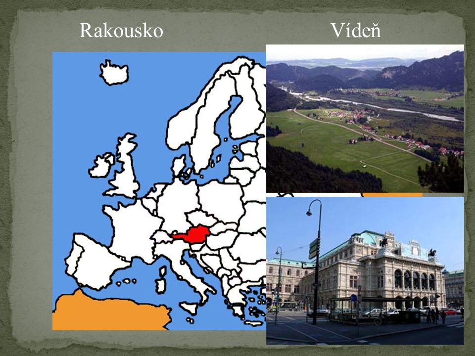 RakouskoVídeň