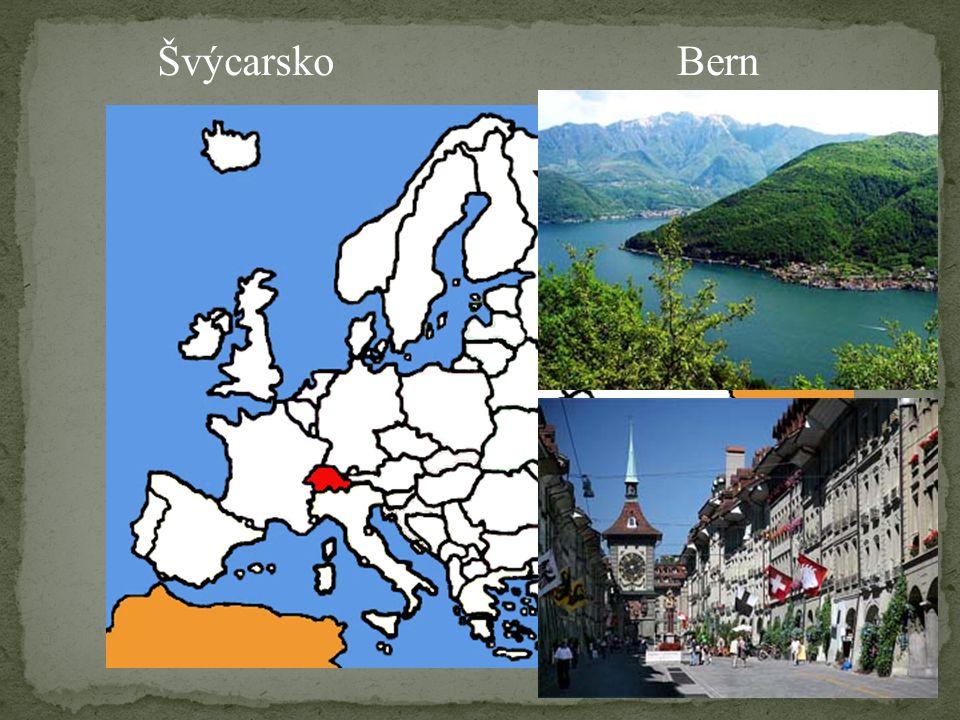 ŠvýcarskoBern