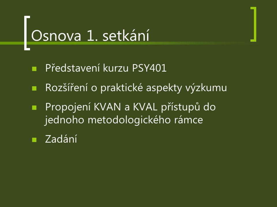 Osnova 1.