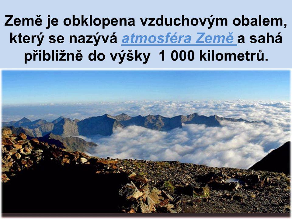IONOSFÉRA Nebezpečné záření se zachytává v atmosféře nad 60km.
