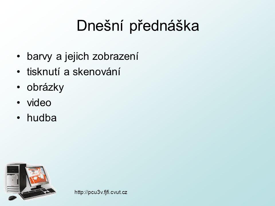 """http://pcu3v.fjfi.cvut.cz Kodeky kodek (""""komprese a """"dekomprese ) pro uživatele: připravené balíčky kodeků –Codec Pack All In One –Vista Codec Package –dohledat v google.com nejčastějsí formáty videa –*.avi, *.wmv, *.mpg, *.mpeg, *.mov, *.3gp"""