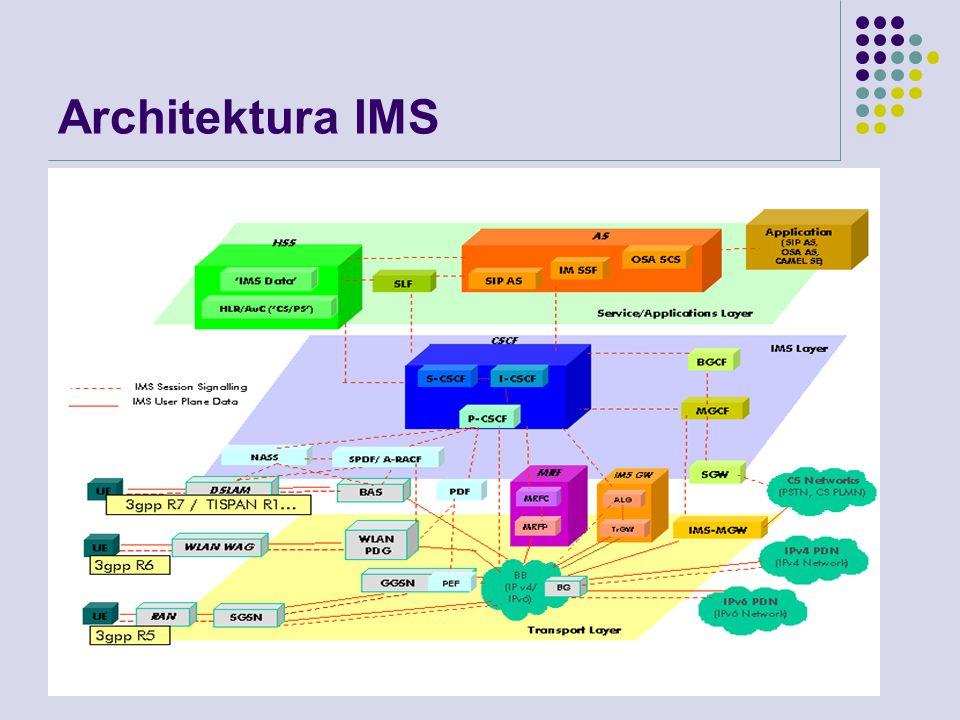 Architektura IMS