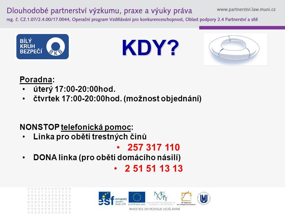 Adresa: Slovinská 41 Brno – Kr. Pole 621 00 KDE?