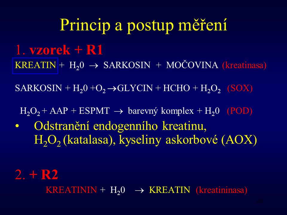 28 Princip a postup měření 1.