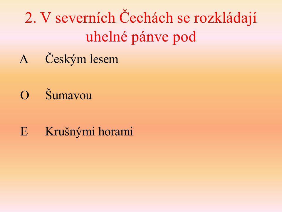 3. ZOO se safari najdeme ve městě S Dvůr Králové P Hradec Králové RPraha