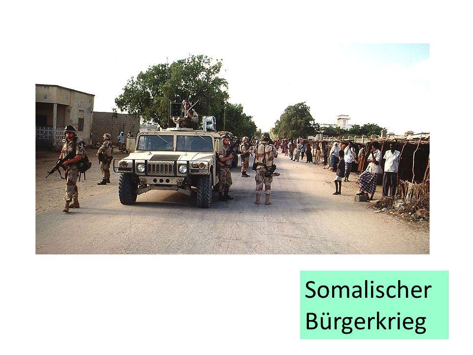 Somalischer Bürgerkrieg