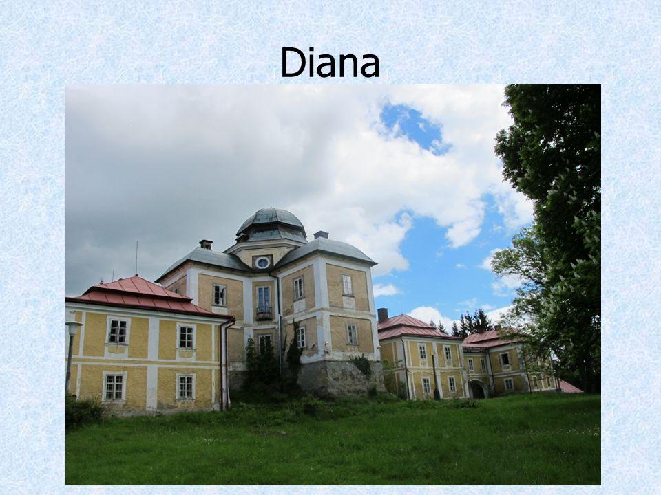 Bukový prales Diana