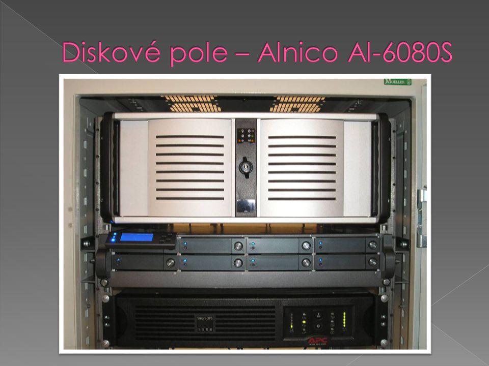- DS3400 30TB v SATA 1TB discích - duální FC RAID kontroler s 512MB Cache - rozšiřitelnost až do 48TB diskové kapacity - možnost mixováni SAS, SATA disků - možnost mixovaní kapacity a výkonu disku projektová cena 750.000,- Kč bez DPH