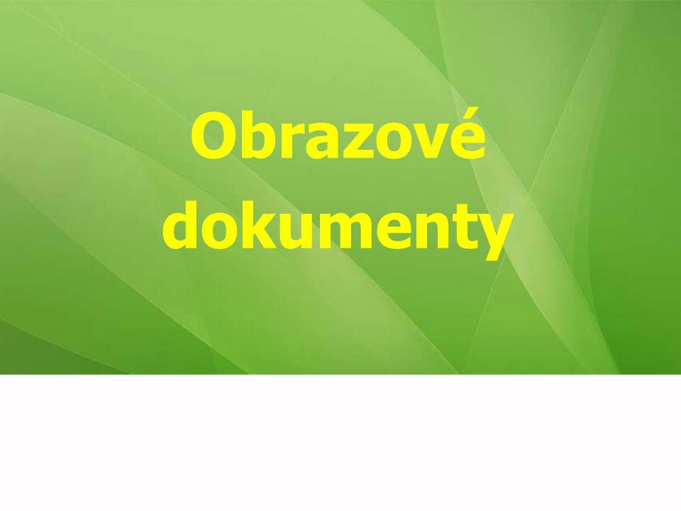 Obrazové dokumenty