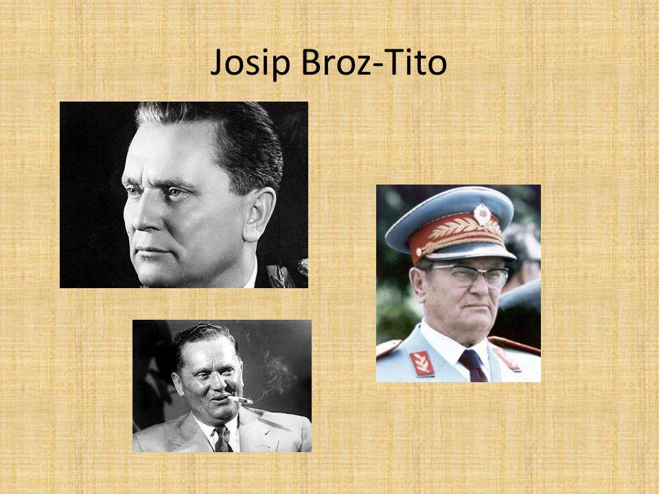 Josip Broz-Tito