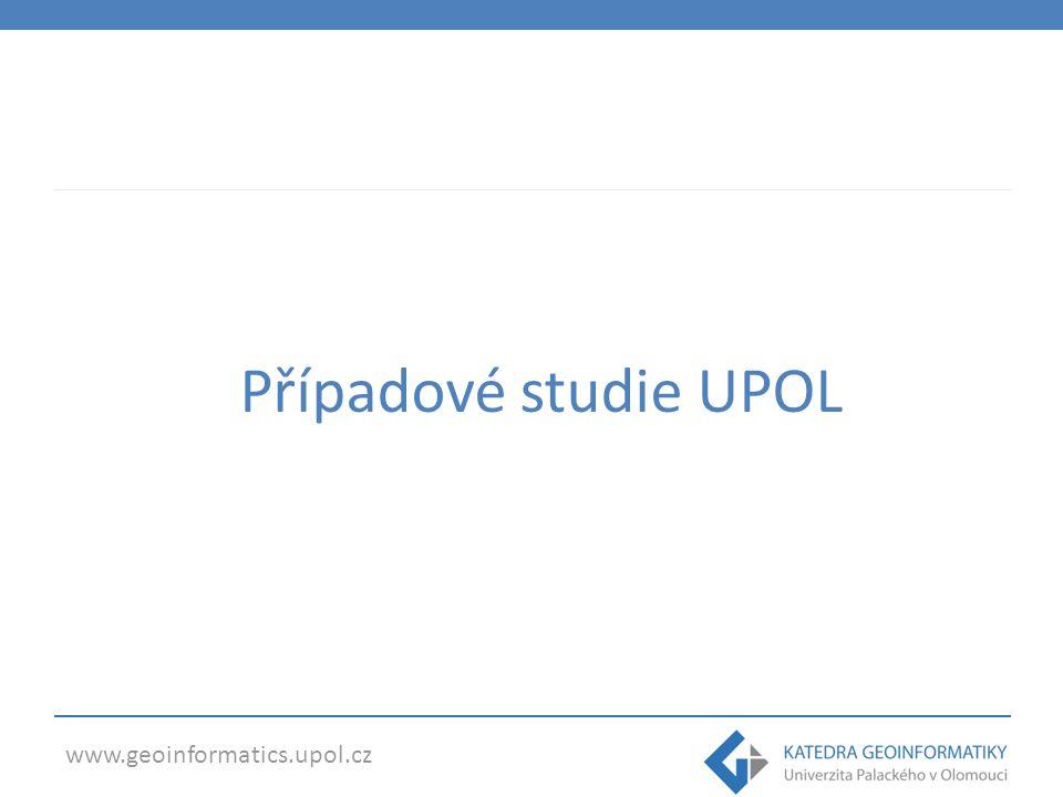 www.geoinformatics.upol.cz Případová studie 1 CLC 1990, 2000 a 2001