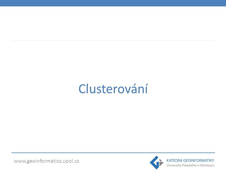 www.geoinformatics.upol.cz Dat a