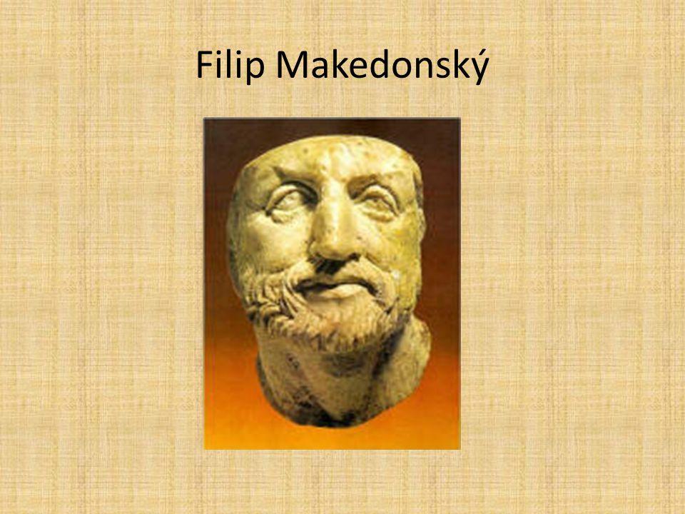 Alexandr Makedonský (356-323 BC)