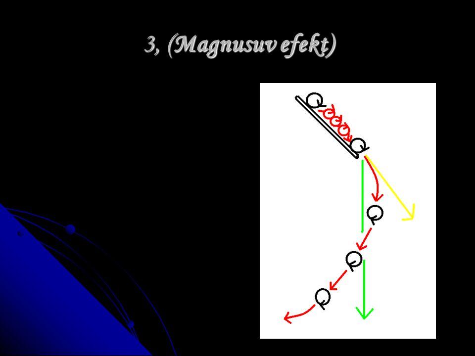 3, (Magnusuv efekt)