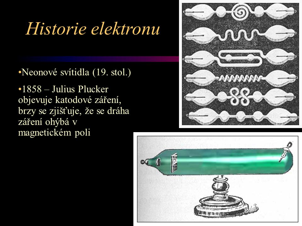 """Použitá literatura """"http://www.phy.cam.ac.uk/cavendish/history/years/jjandcav.asp Cavendish laboratory, University of Cambridge: 2003 """"http://www.aip.org/history/electron/jjrays.htm American Institute of physics 1997-2004 """"http://badger.physics.wisc.edu/lab/manual2/E-6.html R."""