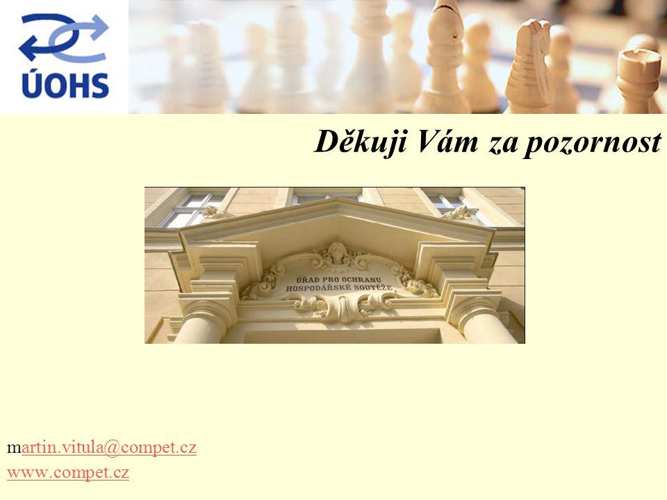 Děkuji Vám za pozornost martin.vitula@compet.czartin.vitula@compet.cz www.compet.cz