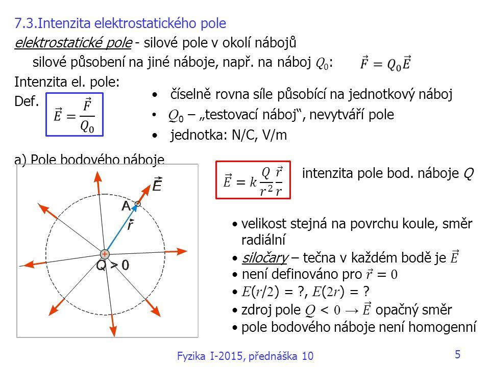 16 Fyzika I-2015, přednáška 10