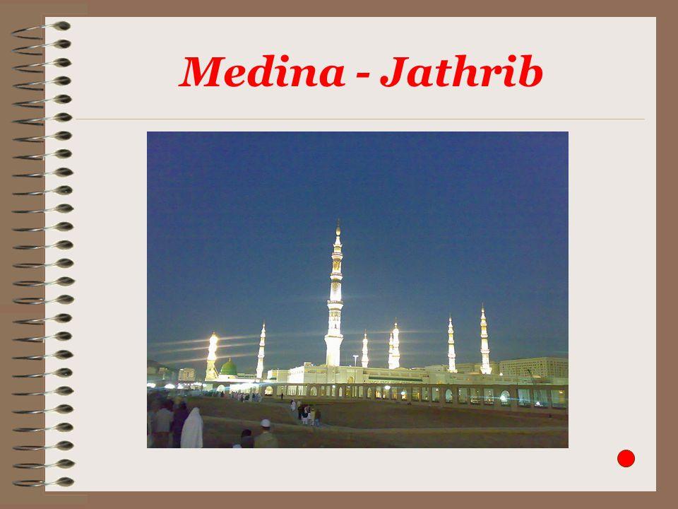 Medina - Jathrib