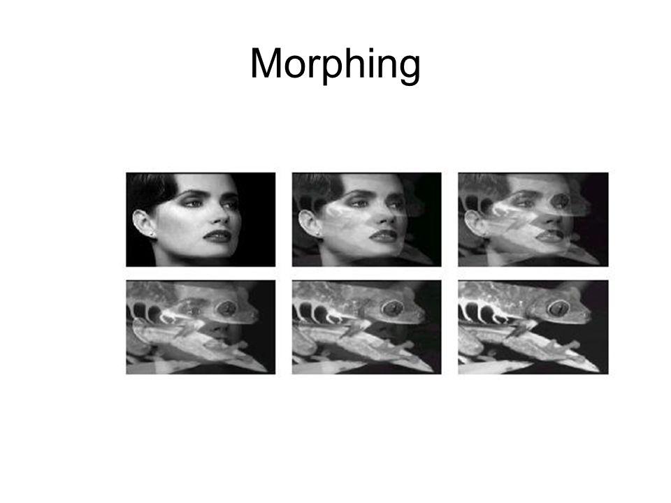 Úpravy rozlišení Snížení rozlišení (průměrná barva pixelů) Zvýšení rozlišení - prosté zvětšení pixelu - rozptylování (dithering)