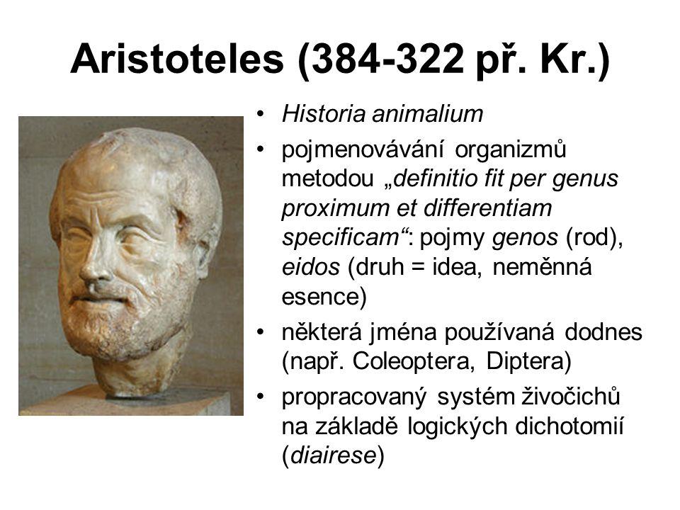 Aristoteles (384-322 př.