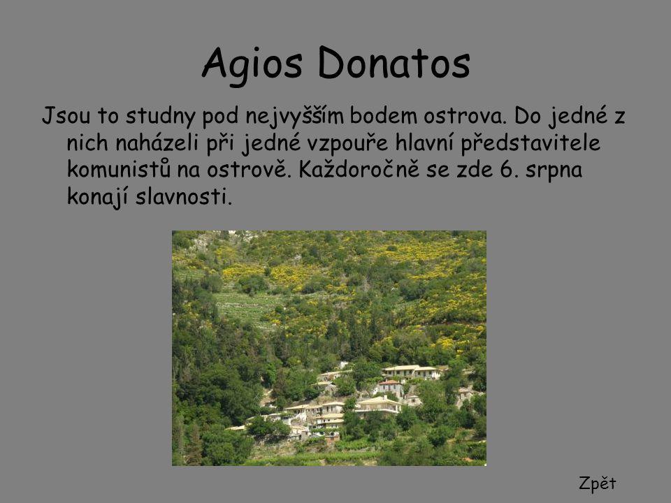 Mys Doukatos Mys Doukatos se nalézá na jižním cípu ostrova Lefkáda. V současné době na tomto mysu stojí maják. Dříve zde byl chrám, který ovšem nepřež