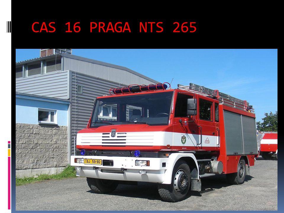 CAS 16 PRAGA NTS 265