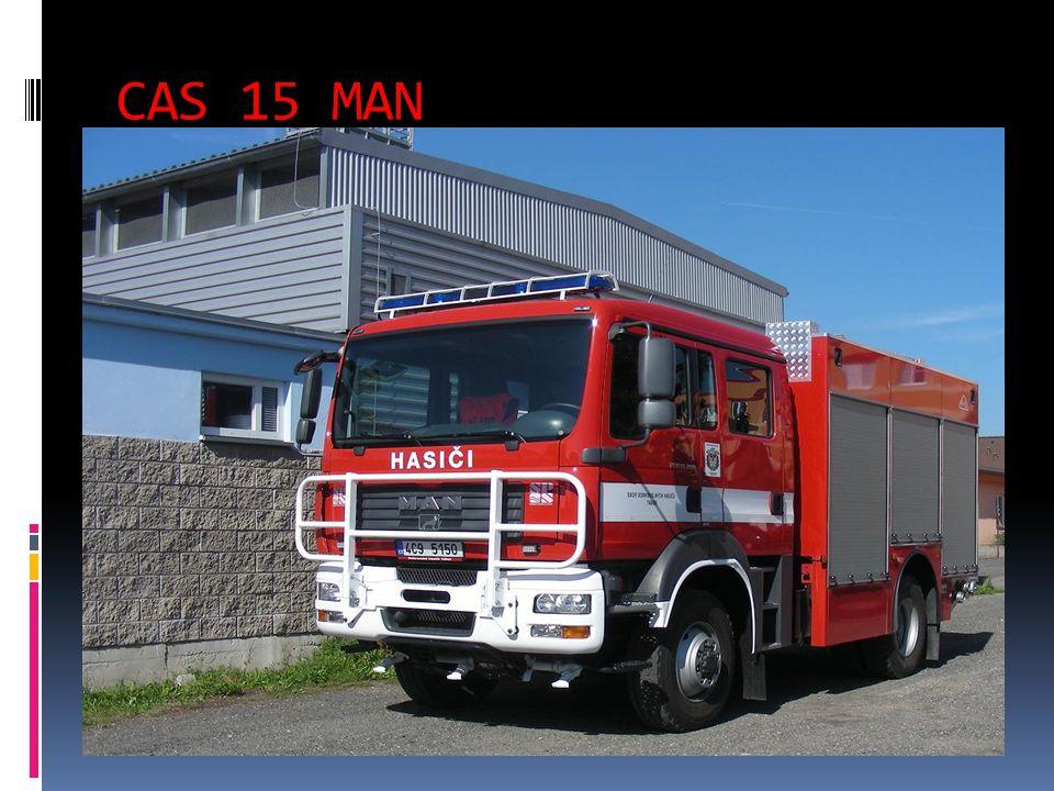 CAS 15 MAN
