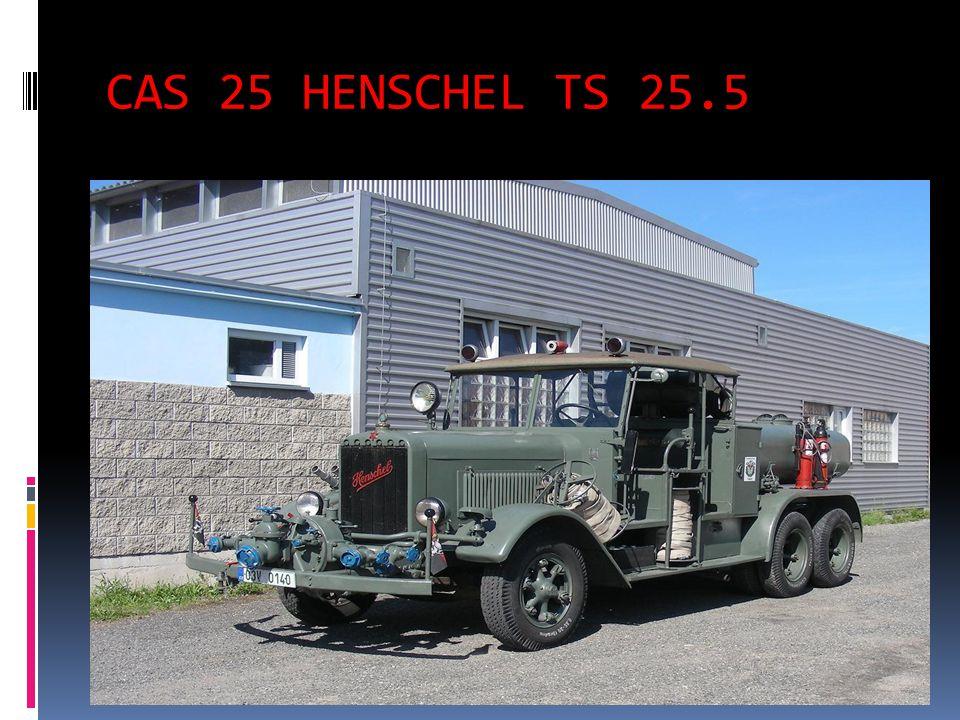 CAS 25 HENSCHEL TS 25.5