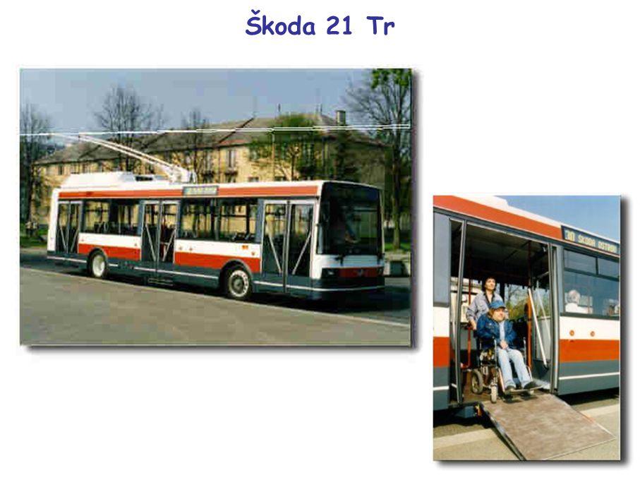 Škoda 21 Tr