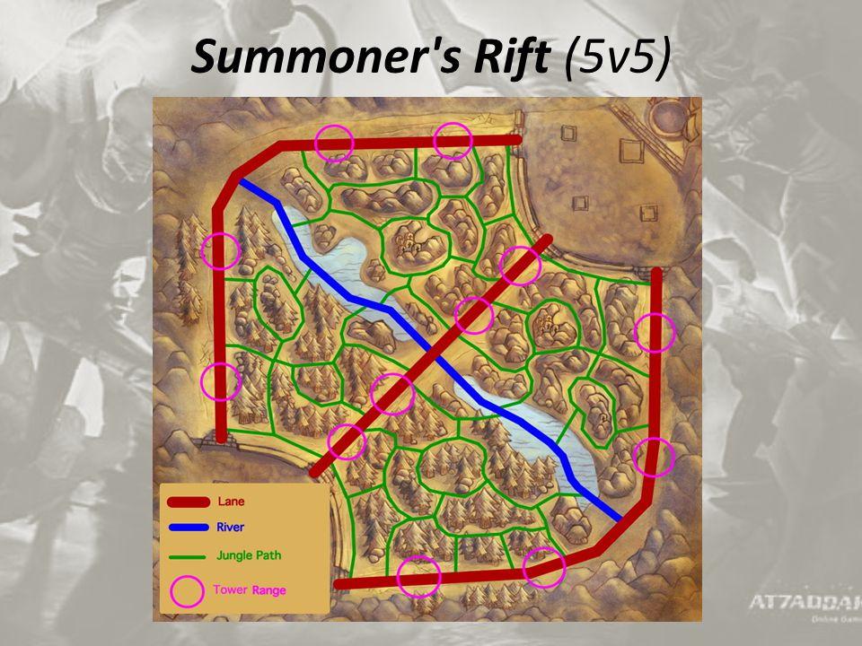 Summoner s Rift (5v5)