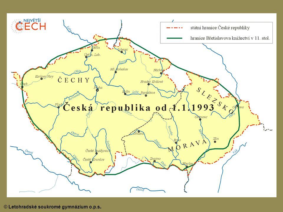 © Letohradské soukromé gymnázium o.p.s. Území v letech 1938 – 1945