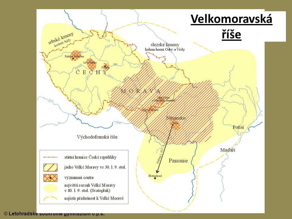 © Letohradské soukromé gymnázium o.p.s.Zdroj map www.nejvetsicech.cz Válková, Veronika.