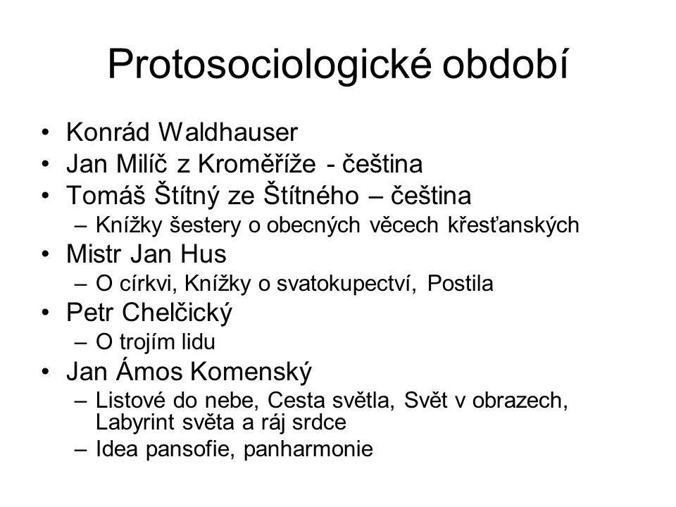 Doba obrozenectví Ľˇ.Štúr J. Dobrovský, J. Jungmann, J.