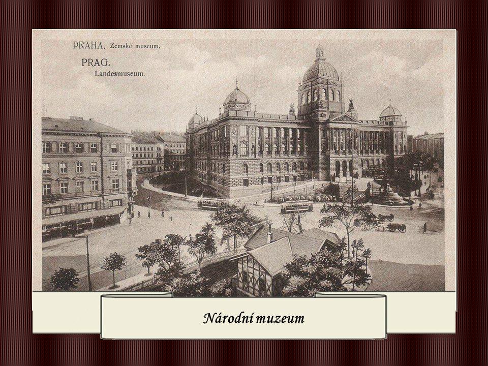 Nerudova ulice 1925-2007