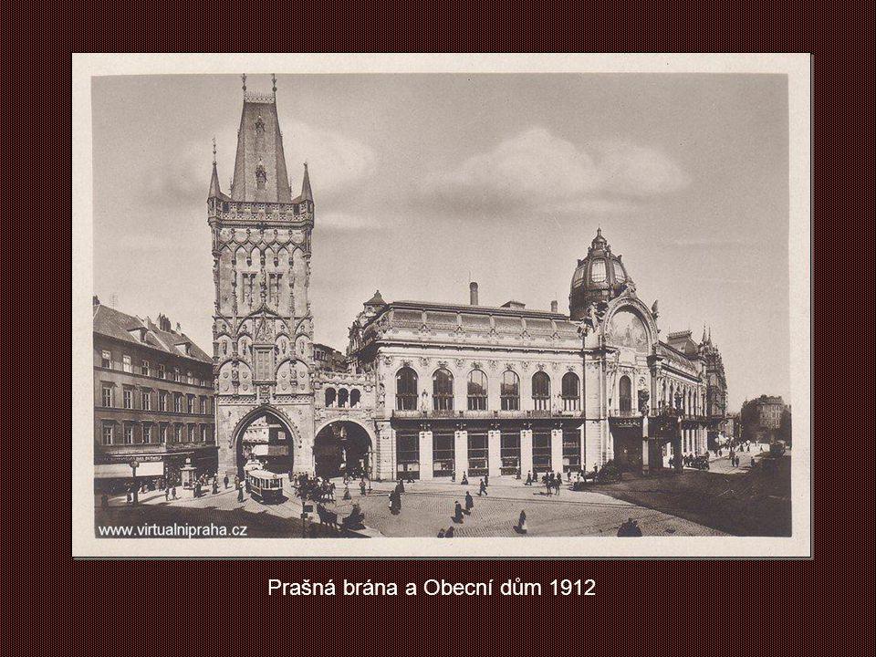 Příkopy 1885 Příkopy 1939