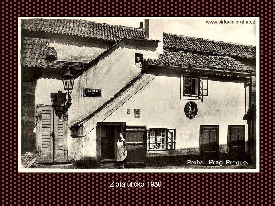 Zlatá ulička 1905-2007