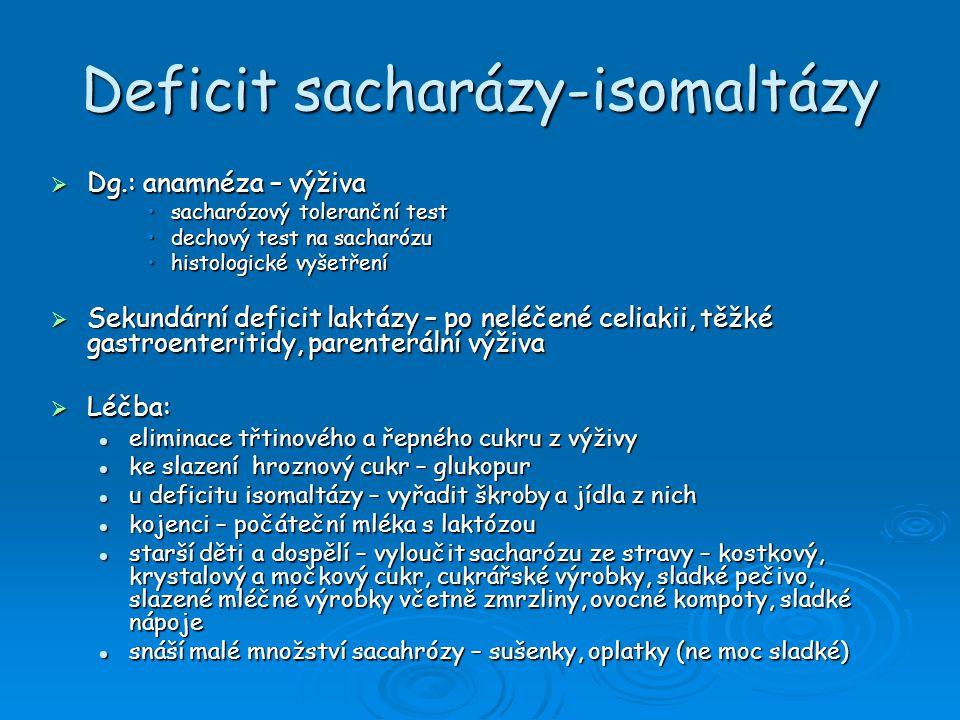 Zánětlivá střevní onemocnění  Léčba Symptomatická léčba, např.