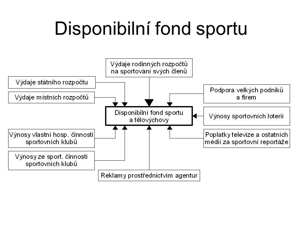 Disponibilní fond sportu