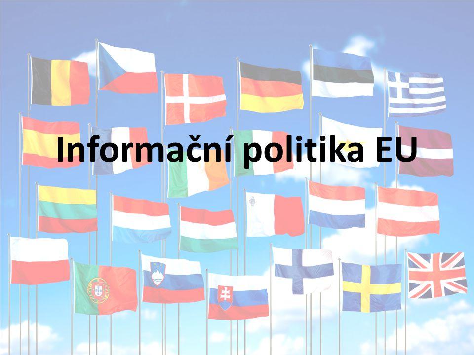 Informační politika EU