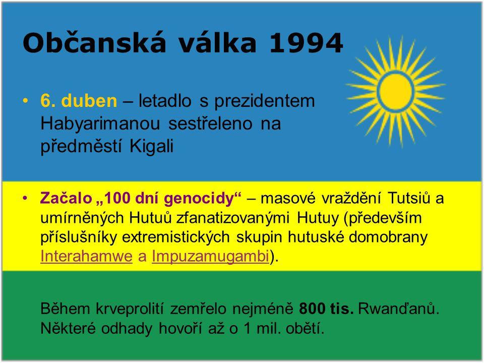 Občanská válka 1994 6.