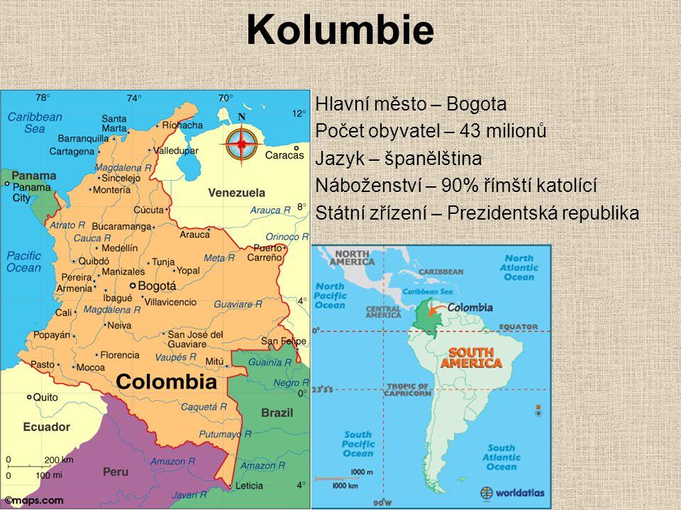 Historie FARC-EP vznikla v polovině 60.let Cesta k jejímu vzniku již ve 40.