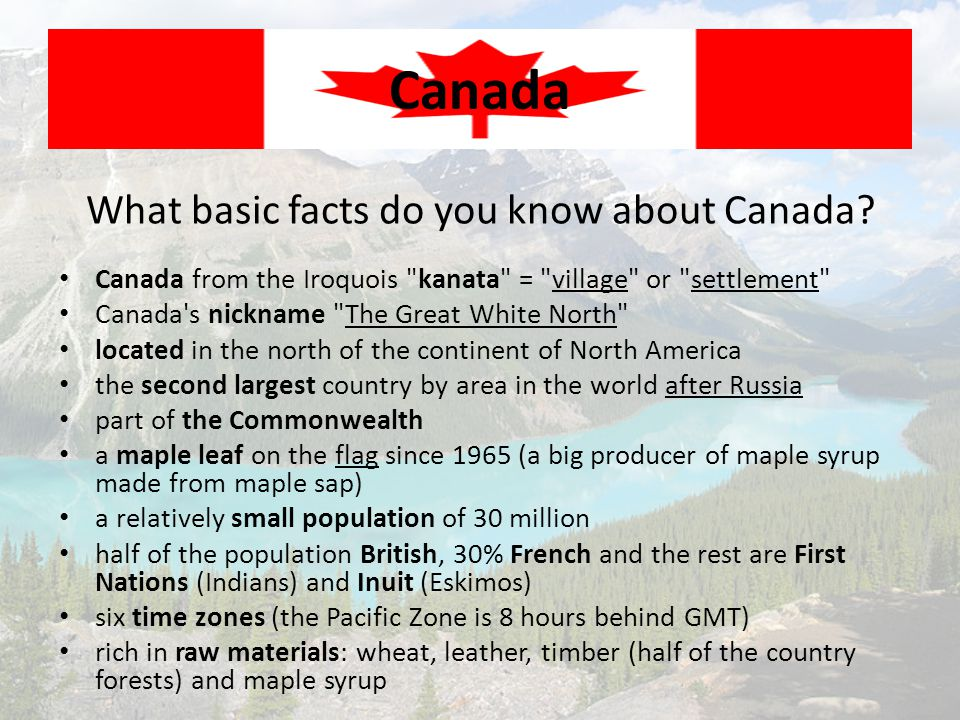 Can you divide the country.What do you know about its parts.