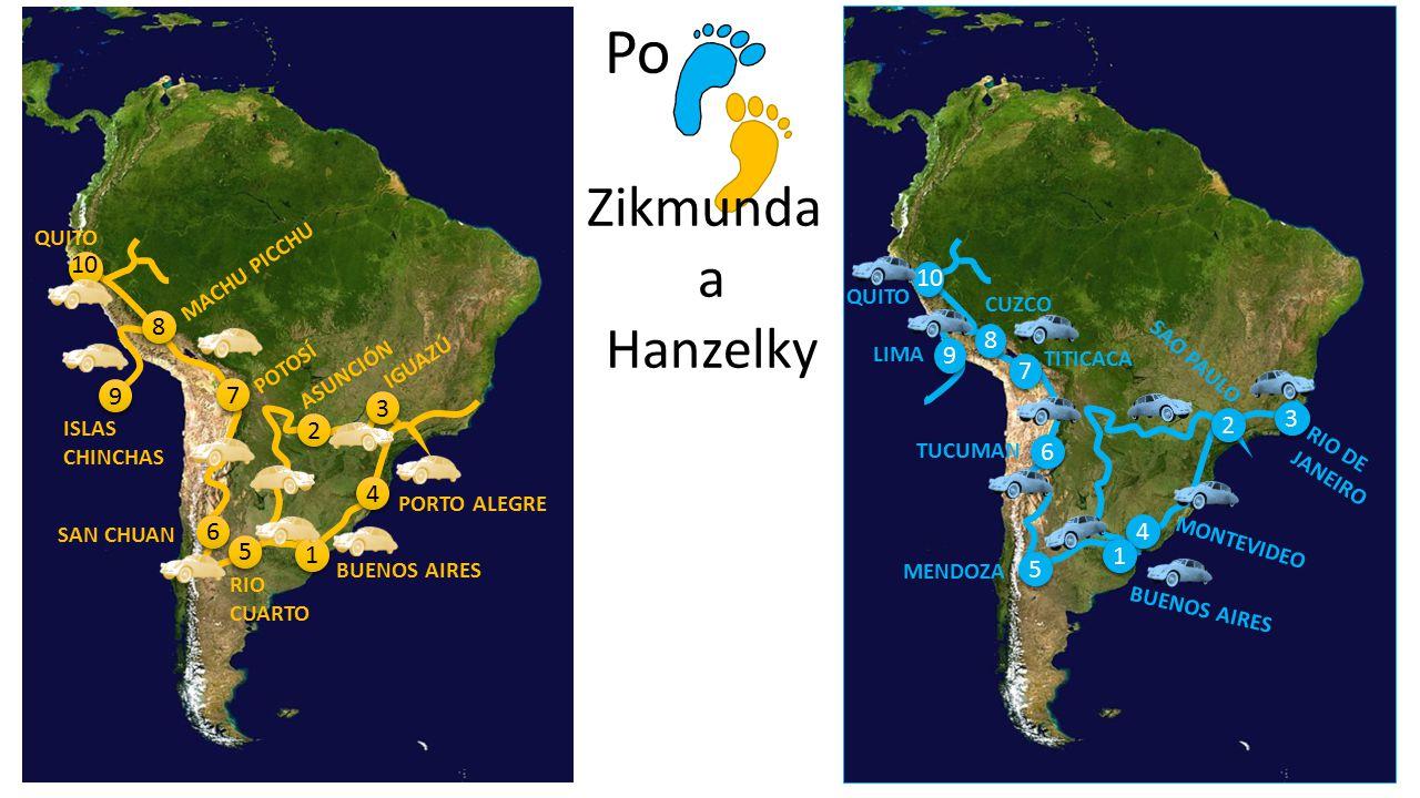O jakém latinskoamerickém tanci úryvek z knihy Zikmunda a Hanzelky pojednává.