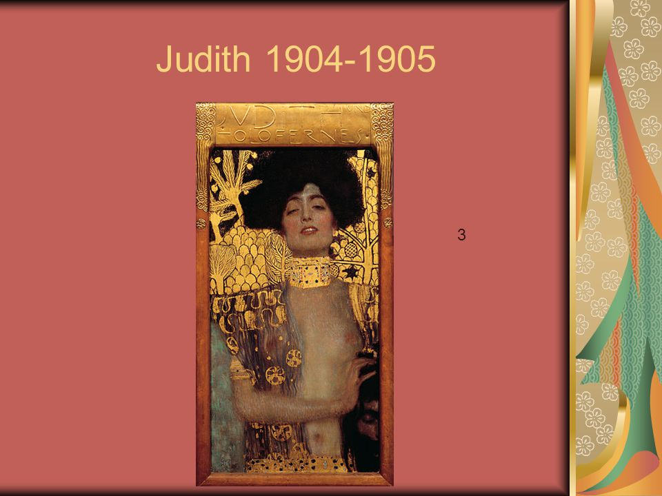 Judith 1904-1905 3