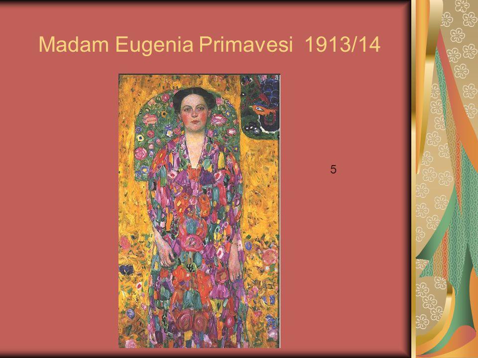 Madam Eugenia Primavesi 1913/14 5