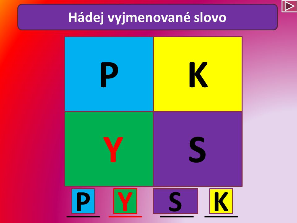 PYSK PK S Y